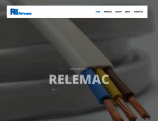 relemacindia.com screenshot
