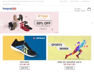 reliancefootprint.com screenshot