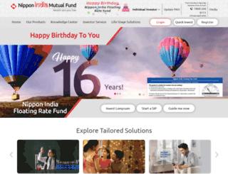 reliancemutual.com screenshot