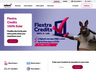 reliant.com screenshot