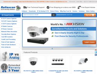 reliascan.com screenshot
