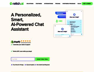 relishly.com screenshot