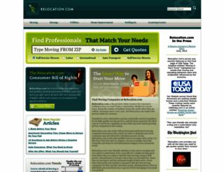 relocation.com screenshot