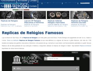 relogiositalianos.eco.br screenshot