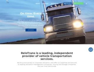 relotrans.com screenshot