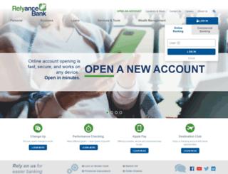 relybank.com screenshot