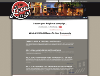 relylocal.com screenshot