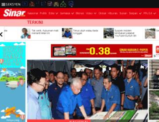 remaja.karangkraf.com screenshot