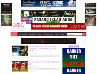 remajagembira.com screenshot