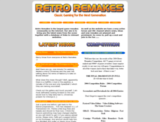 remakes.org screenshot