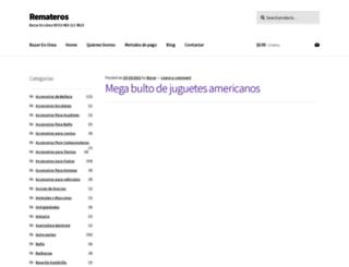 remateros.com screenshot