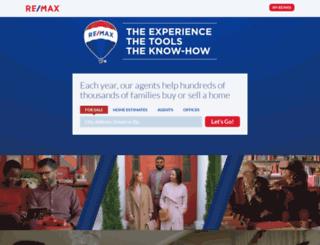 remax-ohio.com screenshot
