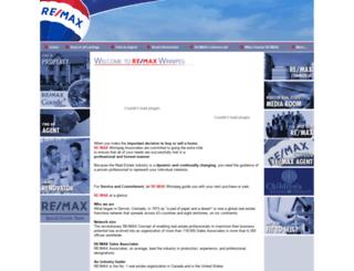 remax-winnipeg.com screenshot