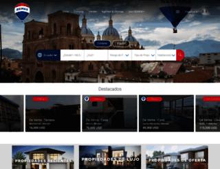 remax.com.ec screenshot
