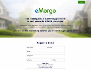 remax.easyemerge.com screenshot