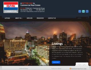 remaxcommercialsa.com screenshot