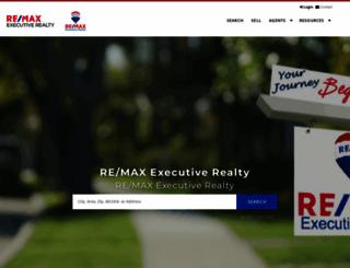 remaxexec.com screenshot