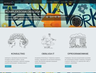 remdata.pl screenshot