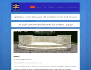 reme-derbynottingham.org.uk screenshot