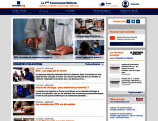 remede.org screenshot
