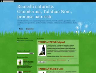 remedii-nat.blogspot.com screenshot