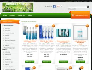 remediinaturale.shopmania.biz screenshot