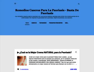 remedioscaserosparalapsoriasis.blogspot.com screenshot