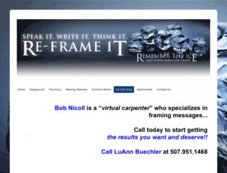 remembertheice.com screenshot