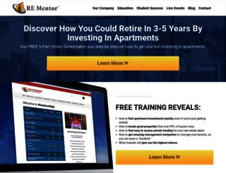 rementor.com screenshot