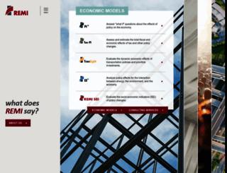 remi.com screenshot