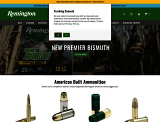 remingtonle.com screenshot