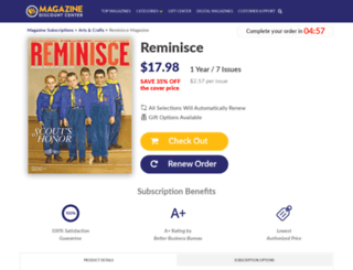 reminisce.com-sub.biz screenshot