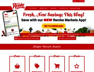 remkes.com screenshot