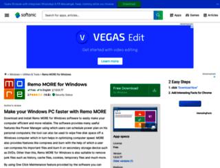 remo-more-for-windows.en.softonic.com screenshot