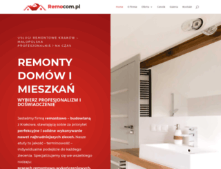 remocom.pl screenshot
