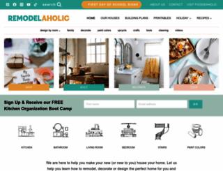 remodelaholic.com screenshot