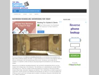 remodelingabathroom.net screenshot