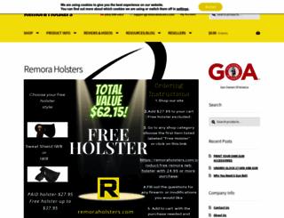 remoraholsterstore.com screenshot