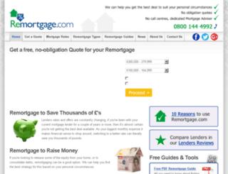 remortgagedeals.com screenshot