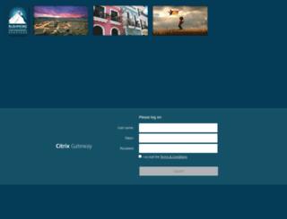 remote.rushmorelm.com screenshot