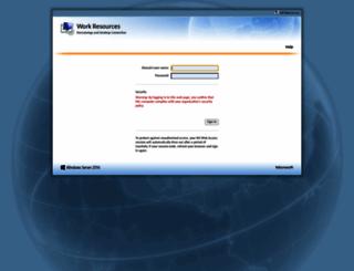 remoteapp.psd202.org screenshot