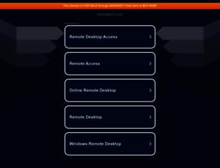remoteit.com screenshot