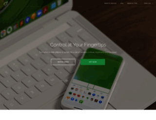 remotemouse.net screenshot