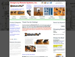 remotesystems.com screenshot