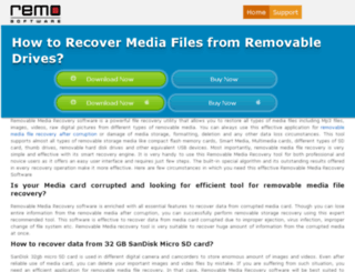 removablemediarecovery.com screenshot