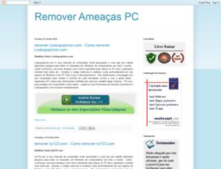 removerameacaspc.blogspot.com.br screenshot