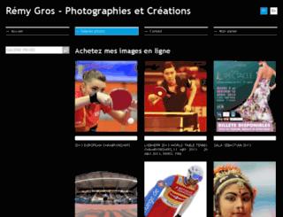 remygros.ublo.com screenshot