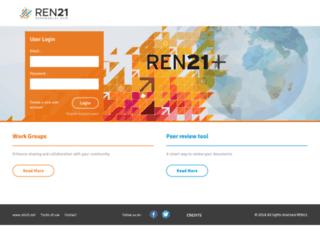 ren21plus.ren21.net screenshot