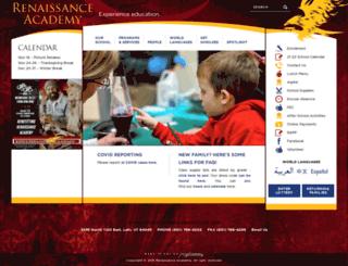 renacademy.org screenshot