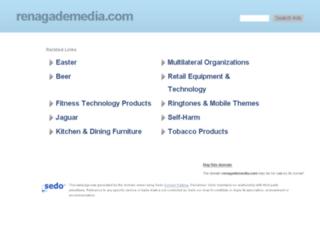 renagademedia.com screenshot